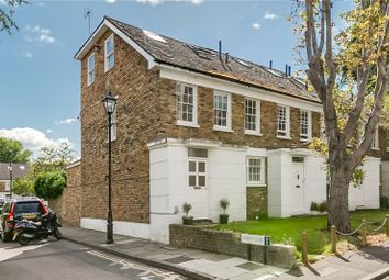 Thumbnail 5 bed end terrace house for sale in Derby Road, East Sheen, London