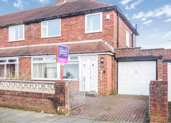 Thumbnail 3 bed semi-detached house for sale in Parkside Road, Lytham St. Annes