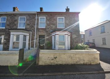 Thumbnail 3 bed end terrace house for sale in 33 Bellevue, Redruth, Cornwall