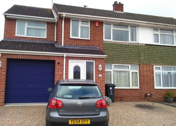 Thumbnail 5 bed semi-detached house for sale in Thames Ave, Swindon
