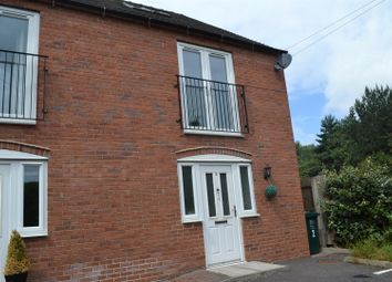 Thumbnail 1 bed town house for sale in Appleby Glade, Castle Gresley, Swadlincote