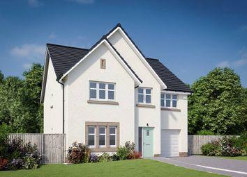 "Thumbnail 4 bed detached house for sale in ""The Crichton"" at Cassidy Wynd, Balerno"