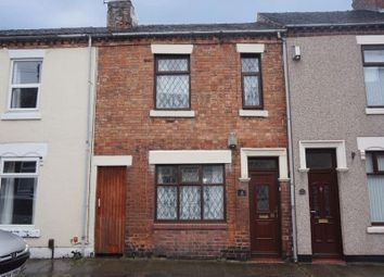 Thumbnail 2 bedroom terraced house for sale in Francis Street, Pittshill, Stoke-On-Trent