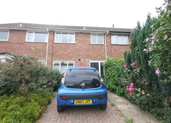 Thumbnail 3 bedroom terraced house to rent in Willow Close, Canterbury