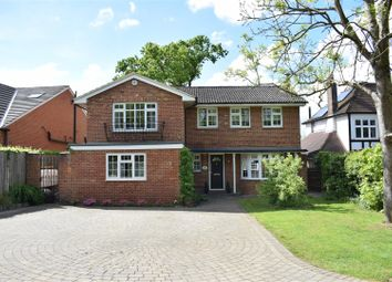 Thumbnail 5 bed detached house for sale in Forest Crescent, Ashtead