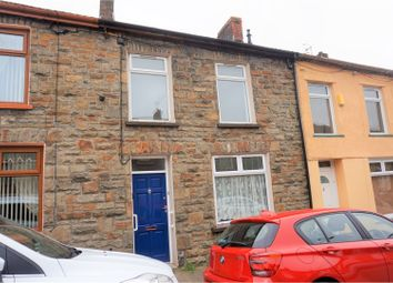 Thumbnail 3 bed terraced house to rent in Queen Street, Pentre