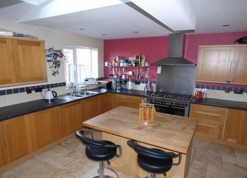 Thumbnail 4 bed semi-detached house for sale in Sophia Gardens, Worle, Weston-Super-Mare