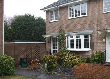 Thumbnail 3 bed end terrace house to rent in Tresillian Close, Walkford, Highcliffe