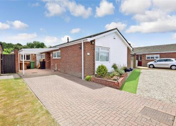 Thumbnail 2 bed detached bungalow for sale in Orchard Glade, Headcorn, Kent