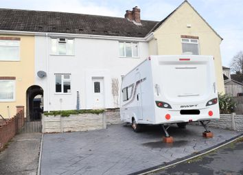 Thumbnail 3 bed terraced house for sale in Chestnut Avenue, Midway, Swadlincote