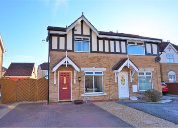 Thumbnail 3 bed semi-detached house for sale in Acorn Grove, Hull