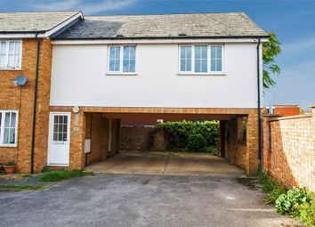 Thumbnail 2 bed flat for sale in High Street, Sandy, Bedfordshire