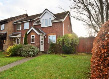 Thumbnail 2 bed end terrace house to rent in Appledown Drive, Bury St. Edmunds