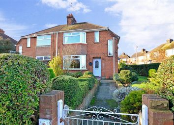 Thumbnail 3 bed semi-detached house for sale in Hawthorn Road, Sittingbourne, Kent