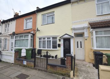 Thumbnail 2 bedroom terraced house for sale in Beresford Road, Portsmouth, Hampshire