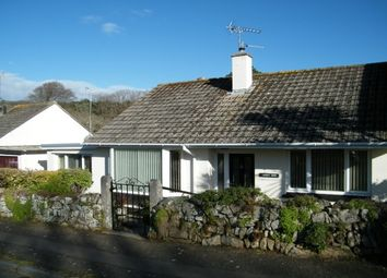 Thumbnail Bungalow to rent in Cardinnis Road, Alverton, Penzance