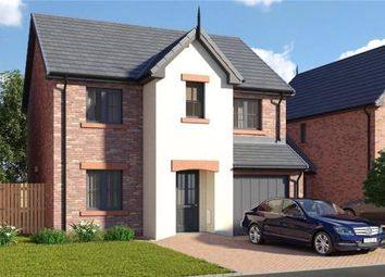 Thumbnail 4 bed detached house for sale in Plot 30 The Wreay, St. Cuthberts, Off King Street, Wigton