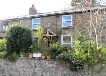 Thumbnail 2 bed cottage for sale in James Terrace, Clydach, Abergavenny