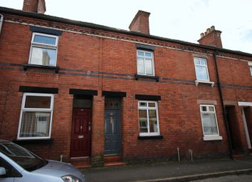 Thumbnail 3 bed terraced house for sale in Fountain Street, Leek