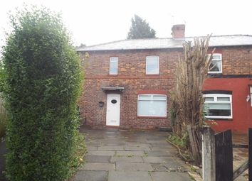 Thumbnail 3 bed semi-detached house for sale in Alsop Avenue, Salford