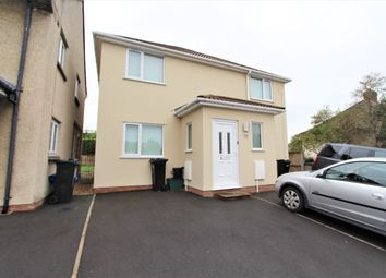 Thumbnail 2 bed flat to rent in Ashcroft Avenue, Keynsham, Bristol