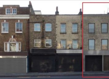 Thumbnail Commercial property for sale in Commercial Road, London