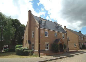 Thumbnail 6 bed property to rent in Norman Snow Way, Duston, Northampton