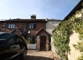 Thumbnail 2 bed cottage to rent in Milverton Road, Norwich