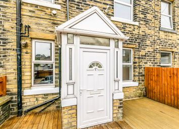 Thumbnail 2 bed end terrace house for sale in Burns Street, Halifax