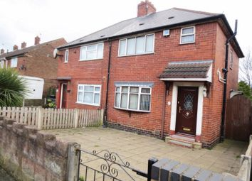 Thumbnail 3 bedroom semi-detached house for sale in Johnston Street, West Bromwich