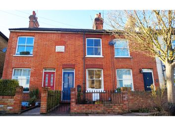 Thumbnail 2 bed terraced house for sale in Nascot Street, Watford