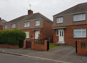 Thumbnail 3 bed terraced house for sale in Birch Road, West Cornforth, Ferryhill