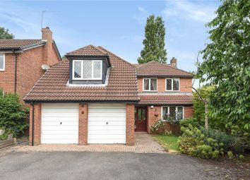 Thumbnail 5 bedroom detached house for sale in Spencer Close, Wokingham, Berkshire