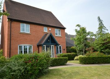 Thumbnail 4 bed detached house for sale in Arundel Way, Cawston, Rugby, Warwickshire