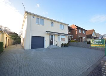 Thumbnail 4 bed detached house for sale in Springdale Avenue, Broadstone