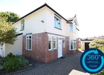 Thumbnail 4 bed detached house for sale in Causey Lane, Pinhoe, Exeter