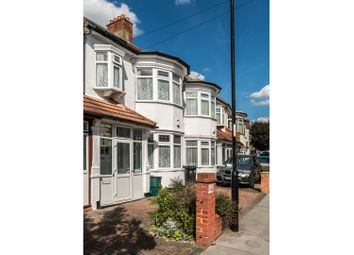 Thumbnail 5 bed terraced house for sale in Ashley Road, Thornton Heath