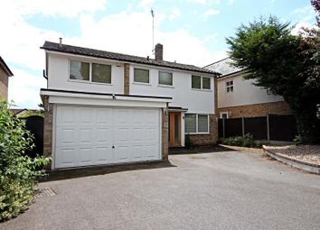 Thumbnail 4 bed detached house to rent in St. Johns Avenue, Old Harlow, Essex