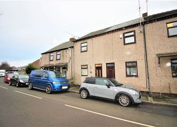 Thumbnail 2 bed terraced house to rent in Westthorpe Road, Killamarsh, Sheffield, Derbyshire