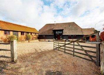 Thumbnail 5 bed barn conversion to rent in Nightingale Lane, Ide Hill, Sevenoaks