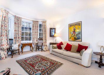 Thumbnail 3 bed flat to rent in Kensington Church Street, Kensington