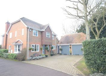 Thumbnail 5 bed detached house for sale in Dean Wood Close, Woodcote, Reading