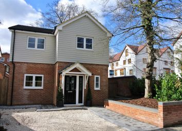 Thumbnail 4 bed property for sale in Burleigh Road, Addlestone