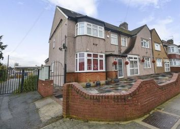 Thumbnail 2 bed flat for sale in Grasmere Avenue, Wembley, Middlesex