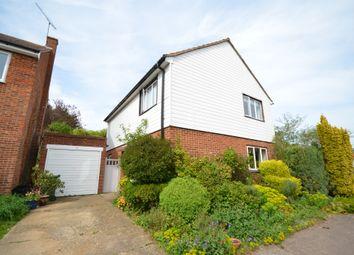 Thumbnail 4 bed detached house for sale in Thorncroft, Saffron Walden