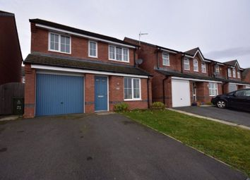 Thumbnail 3 bed property to rent in Clifton Avenue, Brymbo, Wrexham
