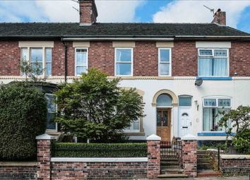 Thumbnail 3 bed town house for sale in Sackville Street, Basford, Stoke On Trent