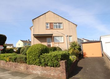 Thumbnail 3 bedroom semi-detached house for sale in Treveneague Gardens, Plymouth
