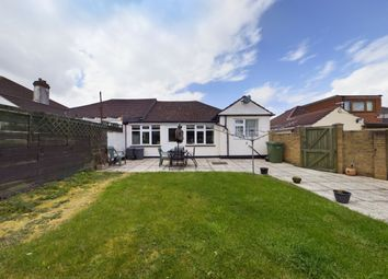 Thumbnail 2 bed bungalow for sale in Lawns Way, Romford