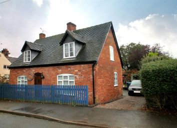 Thumbnail 3 bed detached house for sale in High Street, Church Eaton, Stafford